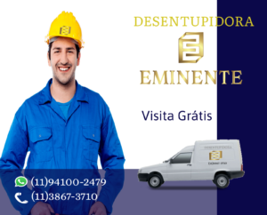 Desentupidora - Parque Residencial Eloy Chaves