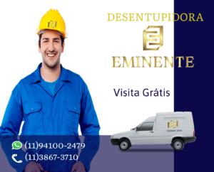 Desentupidora - Vila Sales
