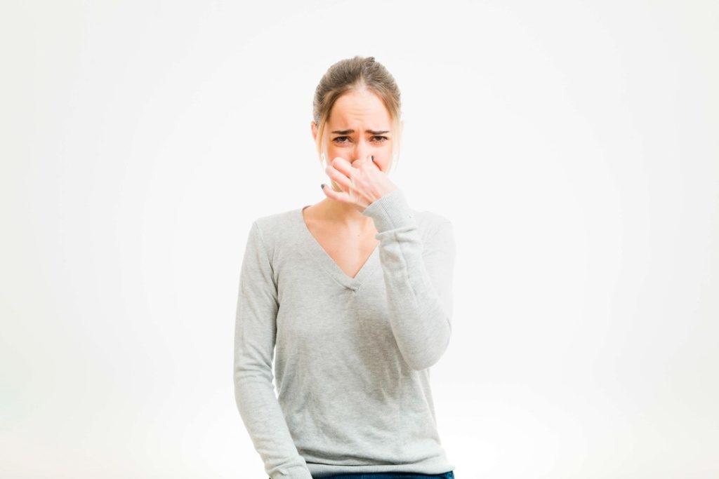 Mau Cheiro de Esgoto no Banheiro